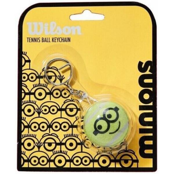 Wilson Minions Keychain