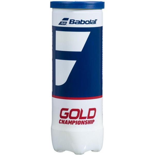 Babolat Gold Championship x 3