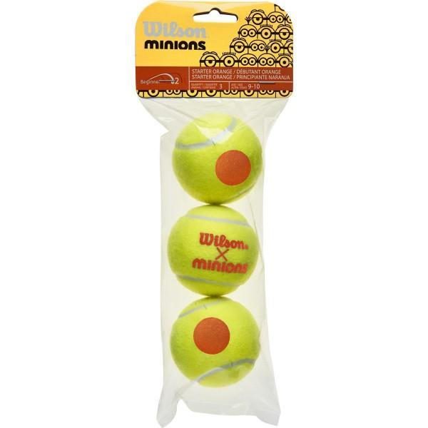 Wilson Παιδικές Μπάλες Minions Stage 2 (Χ3)