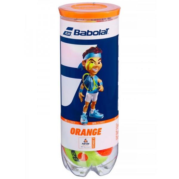 Babolat Orange Balls x3