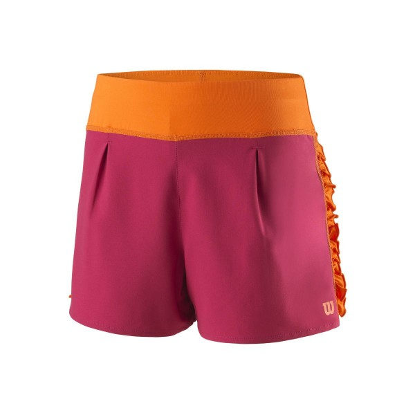 Wilson Core 2.5 Girls' Tennis Shorts