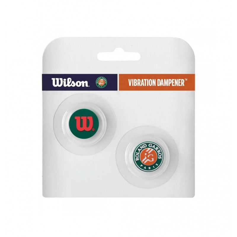 Wilson Roland Garros Vibration Dampener x2