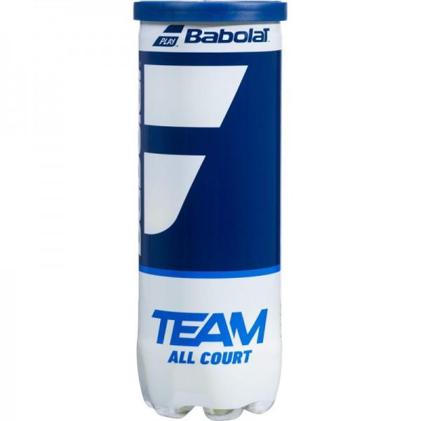 Babolat Tennis Balls Team All Court x3