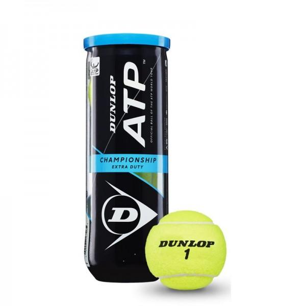 Dunlop ATP Championship x3